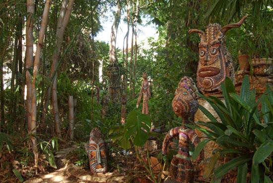פינת הבמבוק